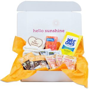 Get Well Soon Gift Box - Ship Sunshine