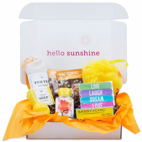 Treat Yo Self Gift Box