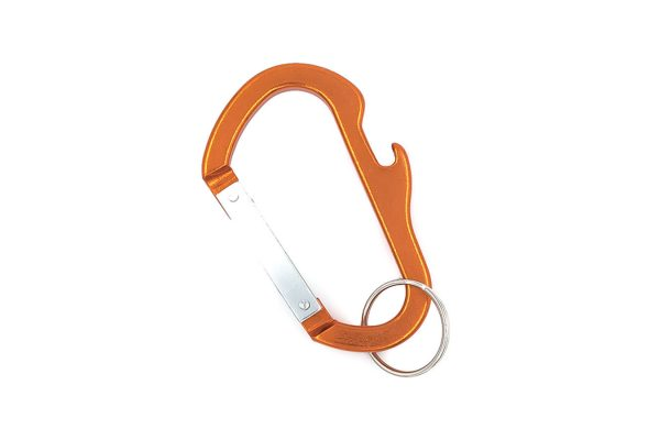 Carabiner and Bottle Opener