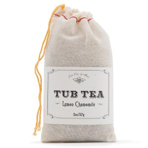 Tub Tea Lemon Chamomile