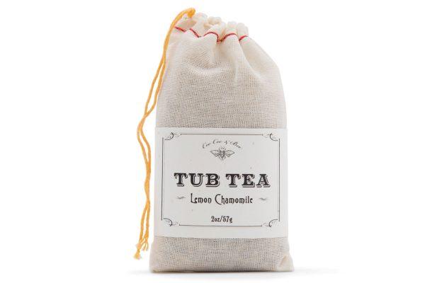 Tub Tea Lemon Chamomile