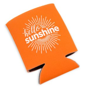 Hello Sunshine Can Cooler