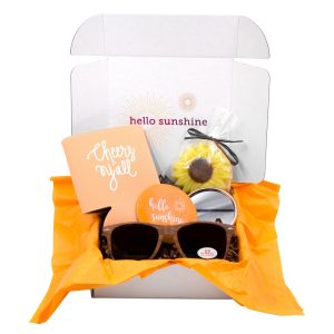 Sunburst Sunshine Gift Box B