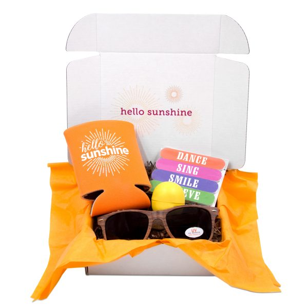 Sunburst Sunshine Gift Box