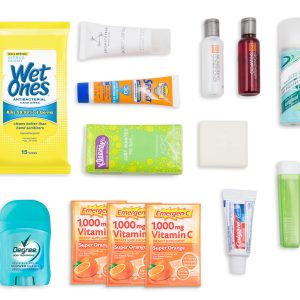 Homeless Toiletries Essentials Kit