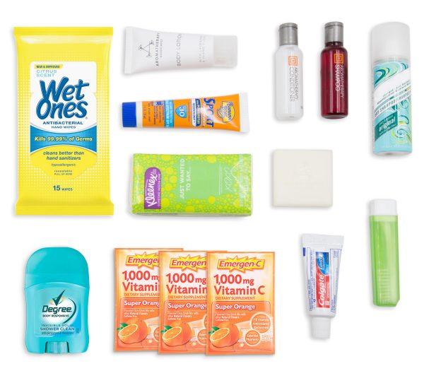 Homeless Toiletries Essentials Kit
