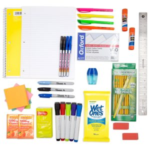 School Supply Kit Donations for Students