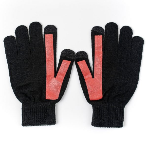 Wisconsin State Pride Gloves