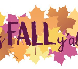 It's Fall Y'all Sticker