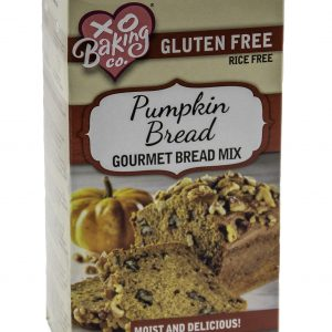 Pumpkin Bread Gluten-free Baking Mix