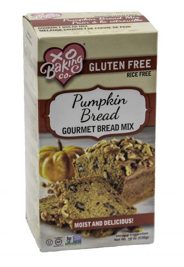 Pumpkin Bread Gluten-free Baking Mix