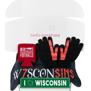 Wisconsin State Pride Gift Box