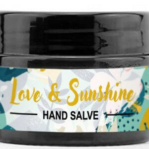 Love and Sunshine Hand Salve