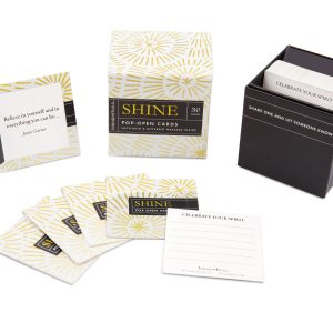 Shine Pop Open Cards