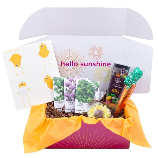 Spring Sunshine Gift Box