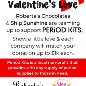 Show A Little Love Period Kits