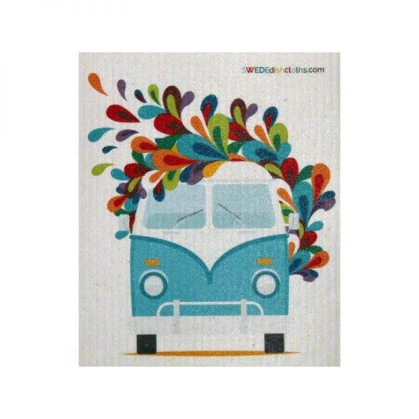VW eco-friendly dishcloth