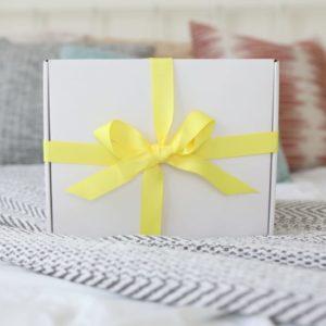 Custom Box of Sunshine Gift
