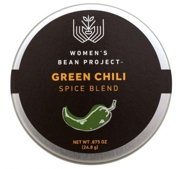 Green Chili Spice Blend