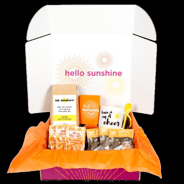 Liquid Sunshine Gift Box