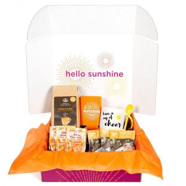 Liquid Sunshine Box