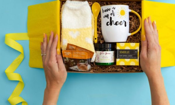 Pick Me Up Neutropenic-Friendly Care Package