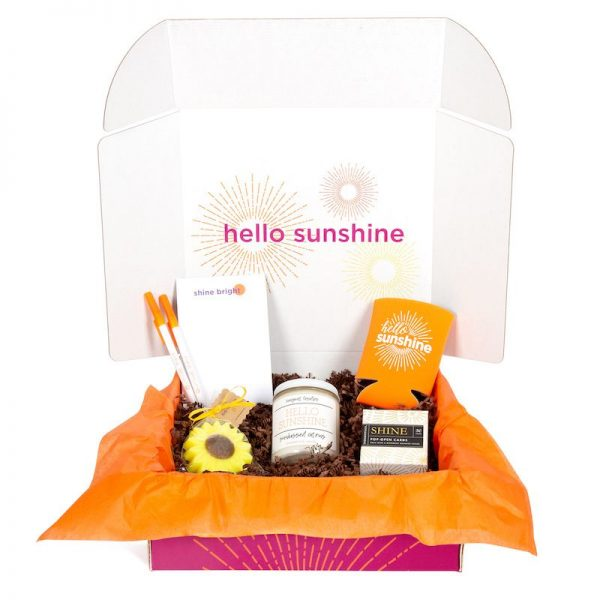 Walking on Sunshine Box