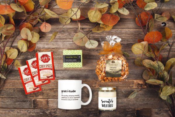 Gratitude Gift Fall Gift