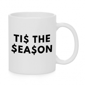 Tis the Season Mug Gift for CPA
