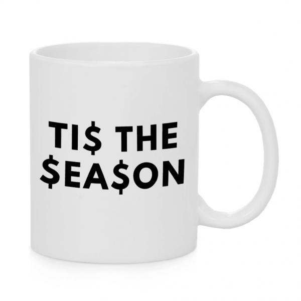 Tis the Season Mug Gift for CPA