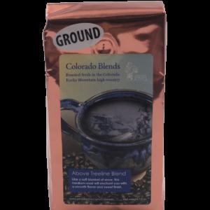 Above Treeline Coffee Made in Colorado