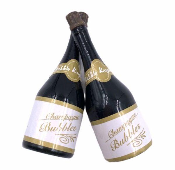 Celebration champagne bubbles