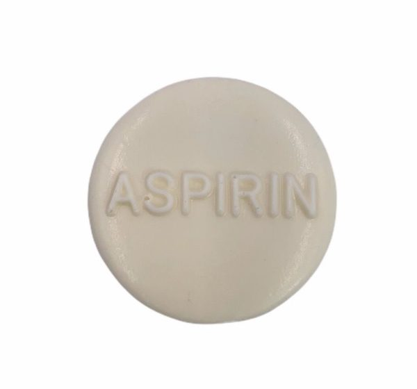 White Chocolate Aspirin
