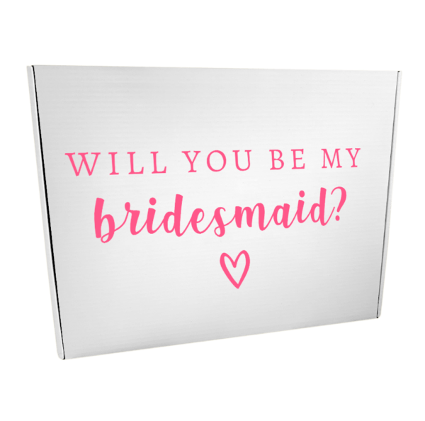 Will You Be My Bridesmaid Gift