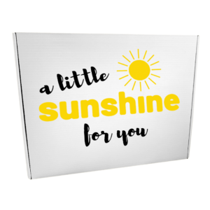 A Little Sunshine For You Gift Box