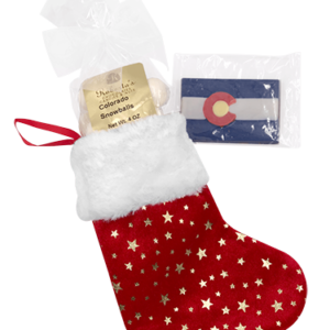 Colorado Christmas Stocking Gift Set