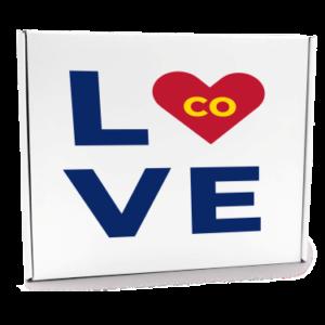 Colorado Love Gift Box