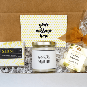 Winter Sunshine Gift