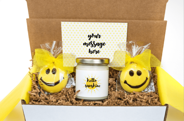 Smiles and Sunshine Gift Box