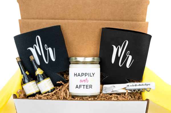 Mr and Mr Engagement Gift